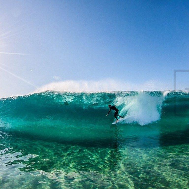 ¿Qué tipos de olas hay?