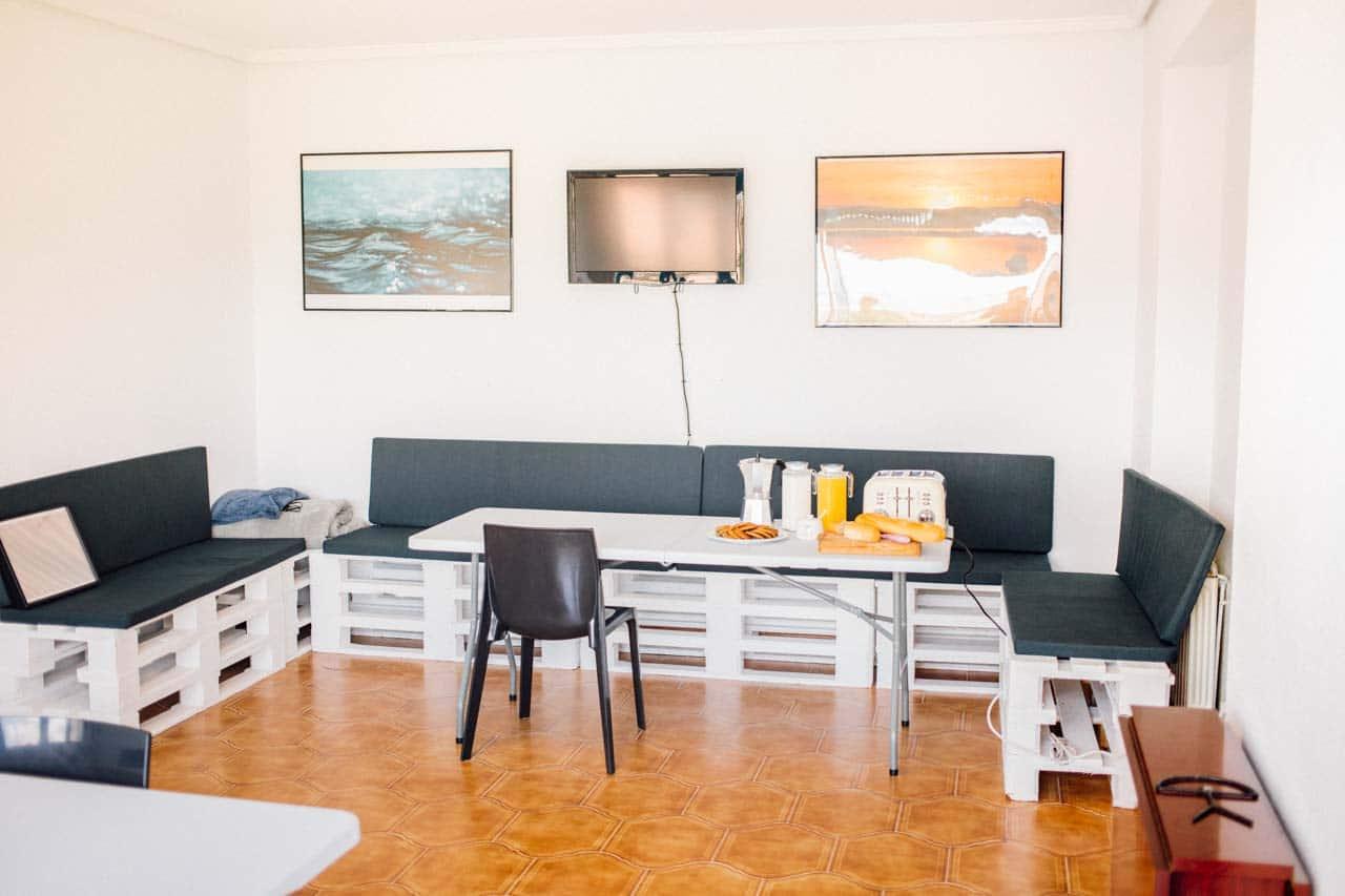 Hostel en Cantabria