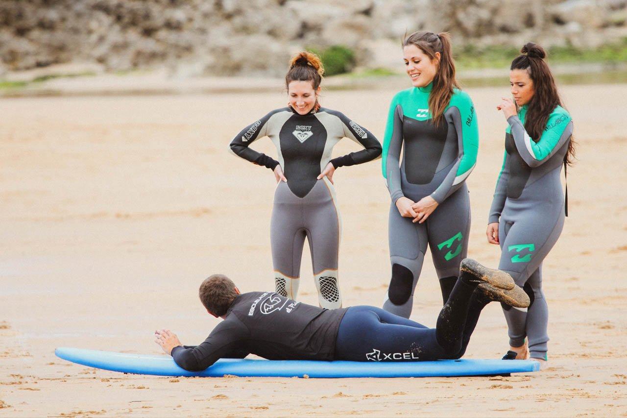 ¿ Cómo se miden las olas?