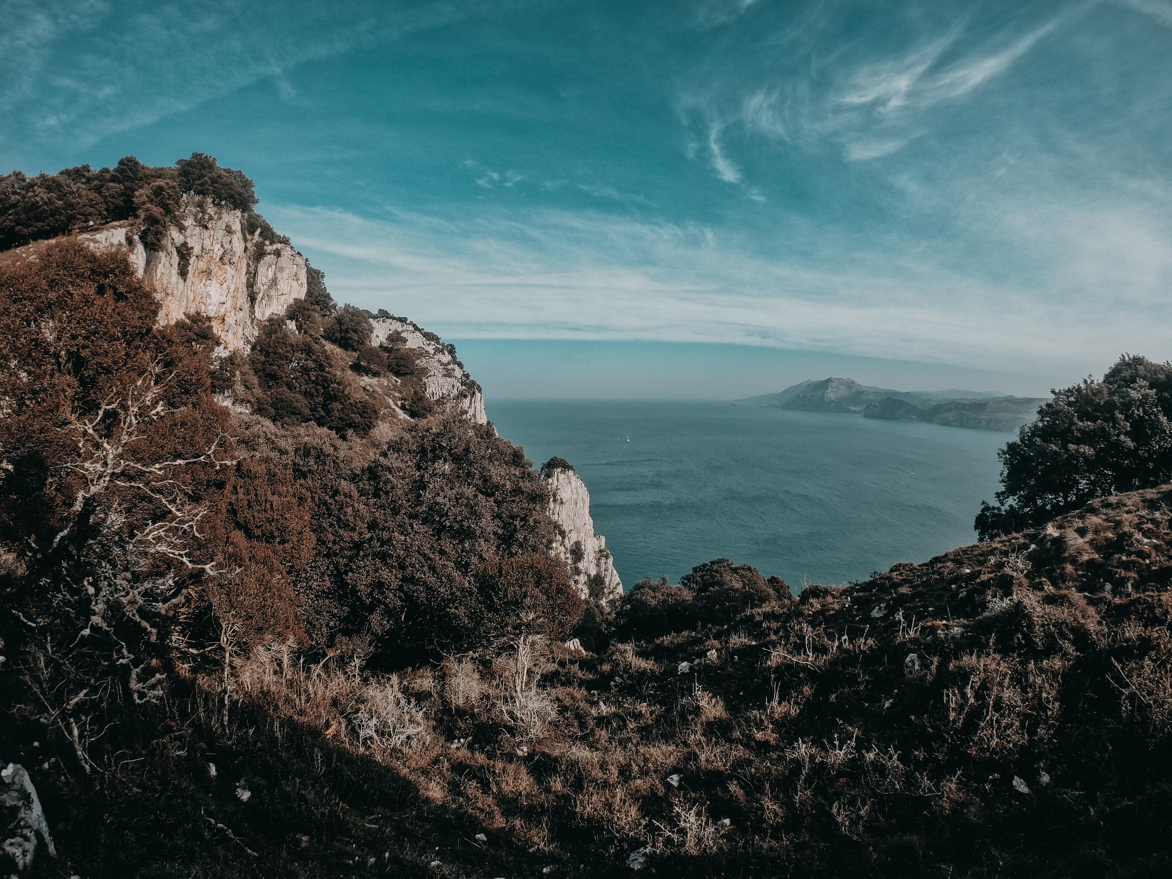 Vistas desde el mirador de la Punta del Fraile