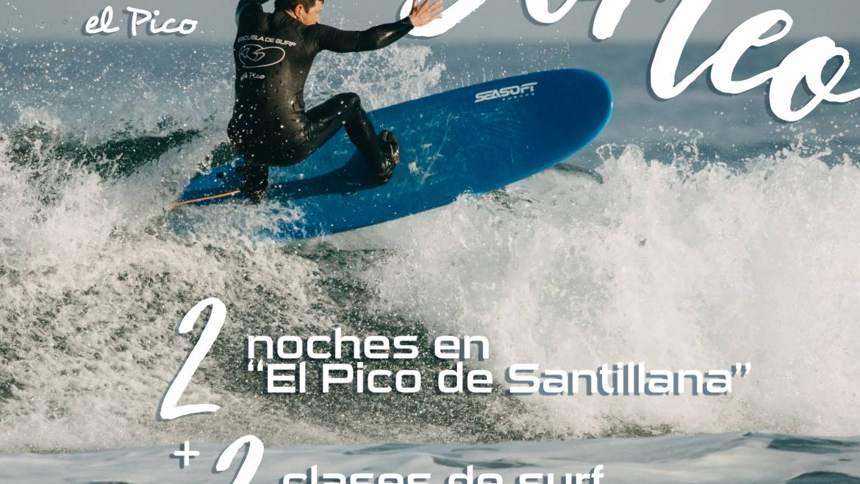 Sorteo «El Pico de Santillana» ⚡️