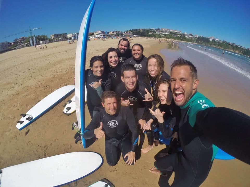 9 Razones por las que escoger «La Escuela de Surf El Pico» ✅
