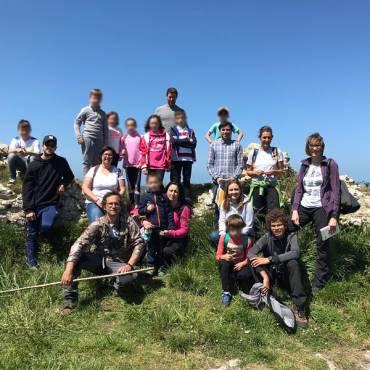 Celebrado el primer taller de iniciación a la Naturaleza