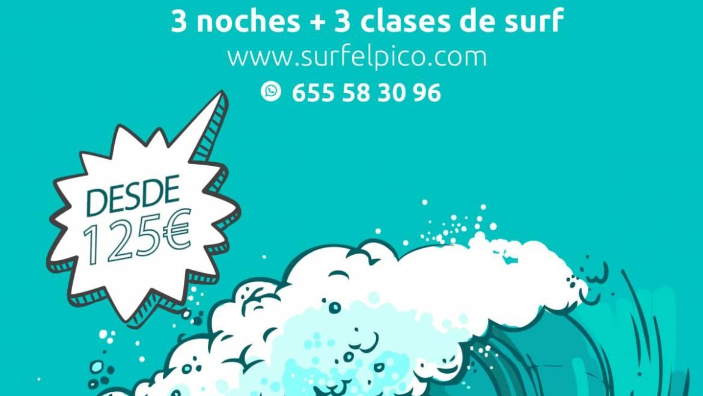 Tu surfcamp en Cantabria: SURFCAMP PUENTE OCTUBRE