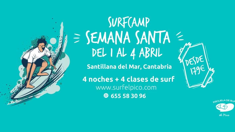 SURFCAMP SEMANA SANTA